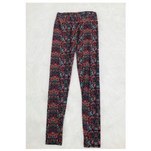 LULAROE One Size Pants Colorful Leggings